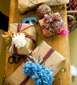 Упаковка для новогодних подарков своими руками шаблоны