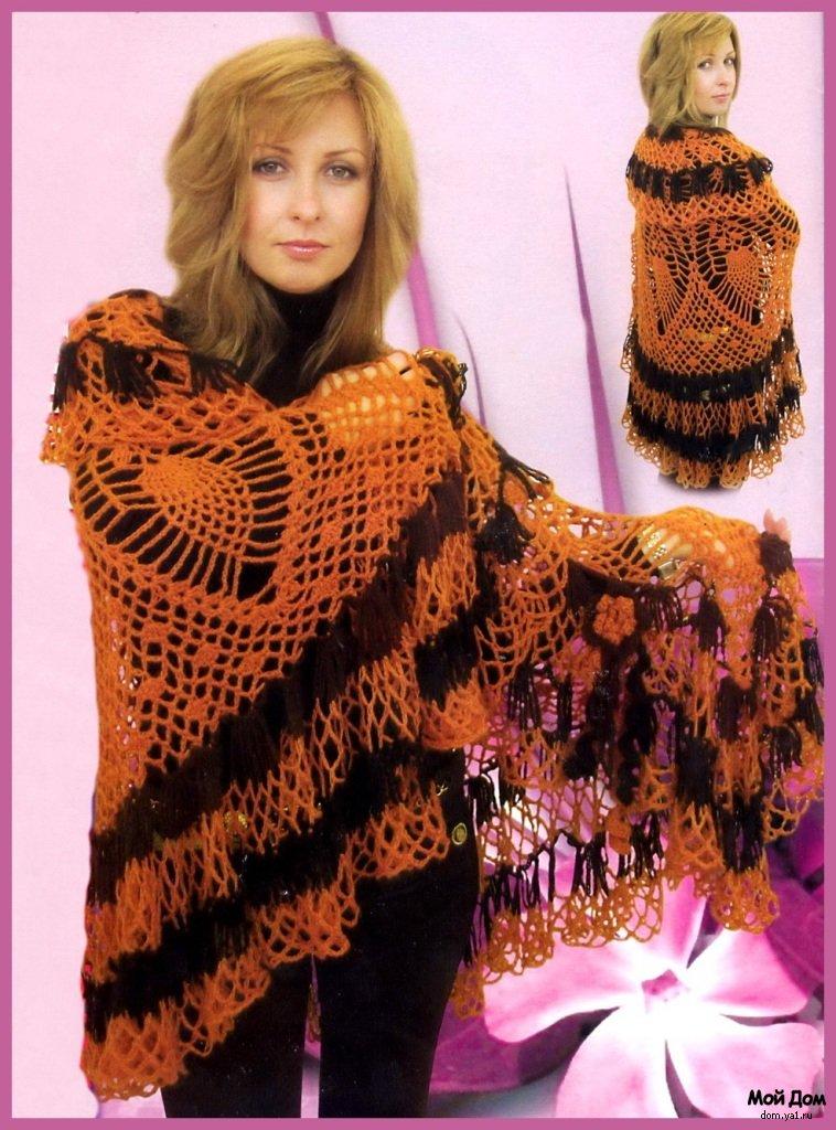 ...но теперь, благодаря множеству сайтов о вязании спицами и крючком для женщин, таких как Мания вязания.