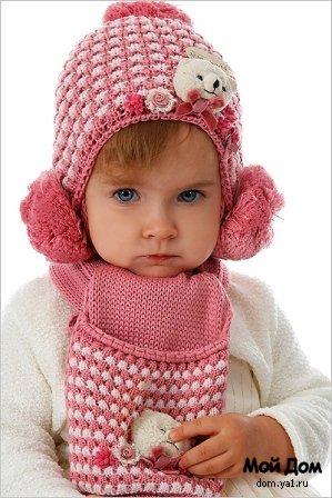 осинка вязание для детей в