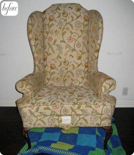 Обивка для стульев своими руками